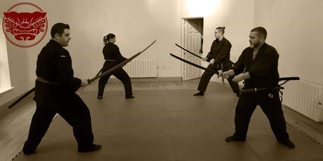 8 Week Introduction to Bujinkan Taijutsu tickets