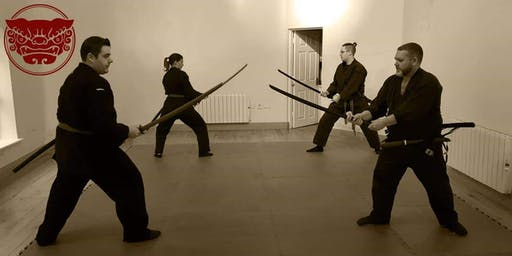 8 Week Introduction to Bujinkan Taijutsu