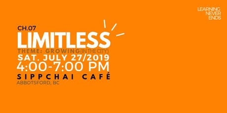 LIMITLESS: Learning Never Ends tickets