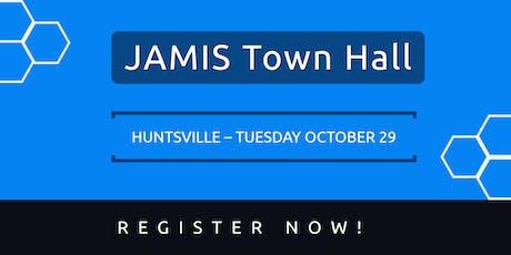 Huntsville JAMIS Town Hall  tickets