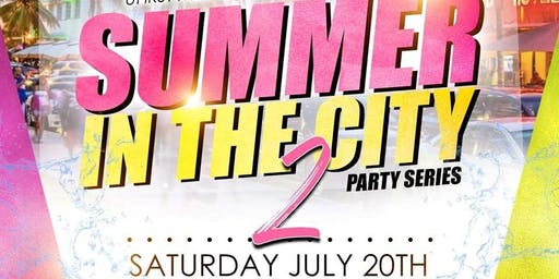 Summer In The City Part 2 @Bar Louie