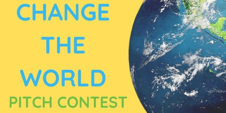 EforAll: Change the World! Pitch Contest tickets