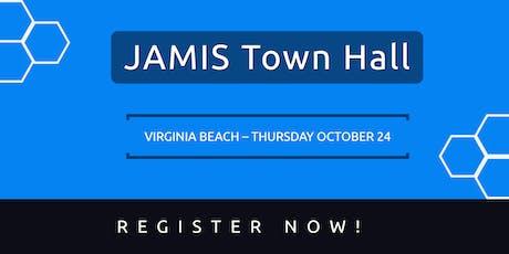 Virginia Beach JAMIS Town Hall  tickets