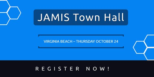 Virginia Beach JAMIS Town Hall