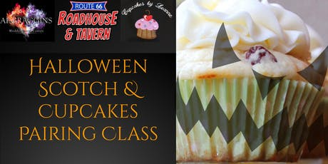Sweet, Smokey, & Spooktacular Pairing Class tickets