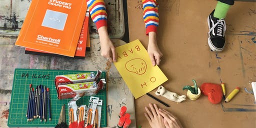 Family and Kids - Make your own book Workshop!