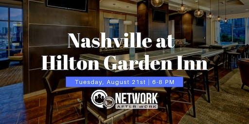 Network After Work Nashville at Hilton Garden Inn