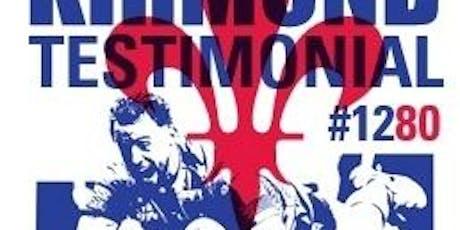 Kirmond Testimonial Closing Dinner tickets