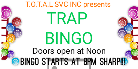 TRAP BINGO 105: THE BACK2SCHOOL EDITION  tickets