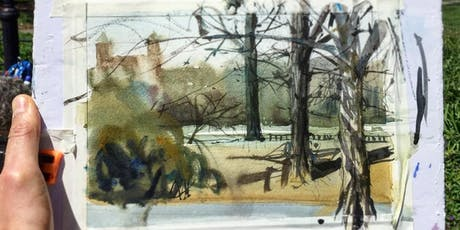 Plein Air Prospect Park - An Artist Painting Takeover! tickets