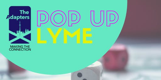 The Adapters POP UP LYME