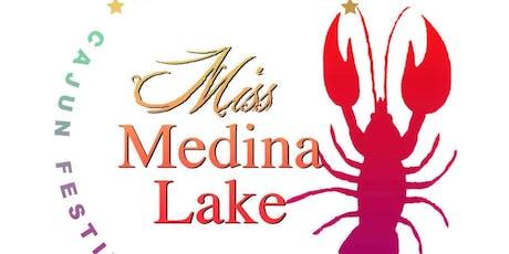 Miss Medina Lake Cajun Festival tickets