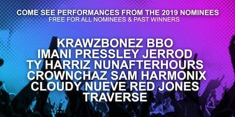 Carolina Music Awards Official Pre-Show: Presented by Carolina Waves tickets