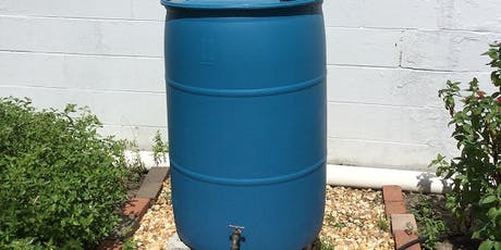 Using Rain Barrels in the Home Landscape tickets