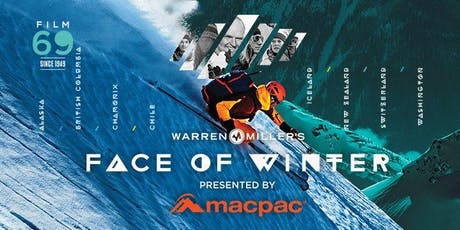 Warren Miller's Face of Winter presented by Macpac - Queenstown tickets