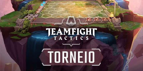 1° TORNEIO DE TEAMFIGHT TACTICS NA COOLDOWN! ingressos