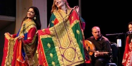 Intro to Khaliji Dance - Social Dance of Saudi and Gulf Women tickets