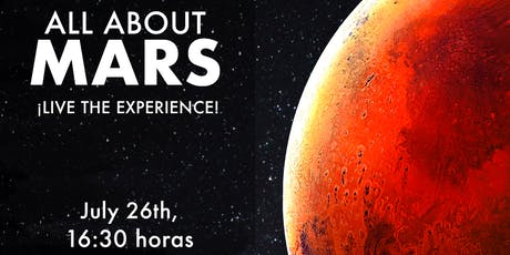 All About Mars boletos