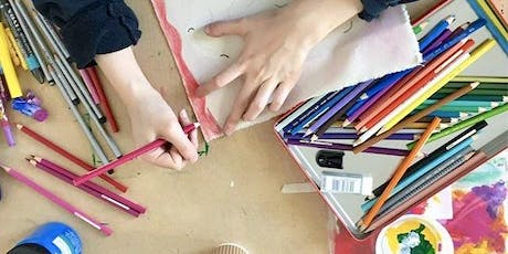 Adults - Make your own book Workshop! tickets