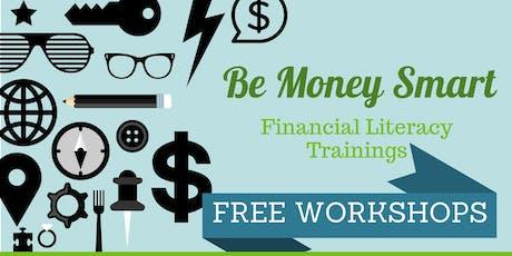 Be money Smart  tickets