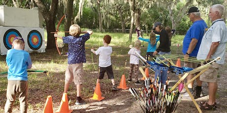 SONFISHERS FREE USA Archery Classes tickets