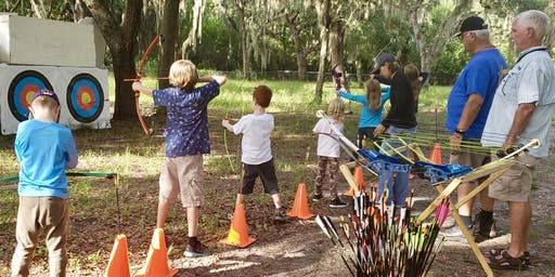 SONFISHERS FREE USA Archery Classes
