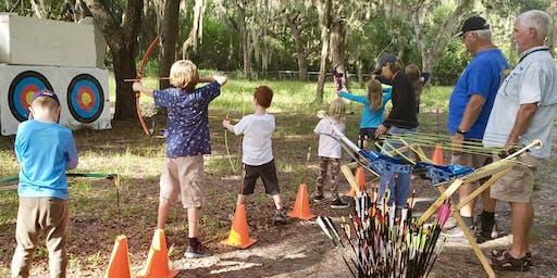SONFISHERS FREE USA Archery Classes