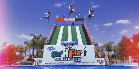 Tijuana waterpark trek! tickets