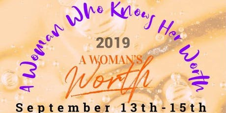 A Woman's Worth Women's Conference tickets