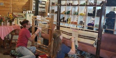 Navajo Weaving Class - Weekend Retreat tickets