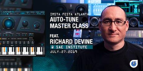 IMSTA FESTA Atlanta | Auto-Tune Master Class tickets