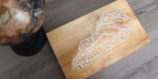 Kentucky String Art