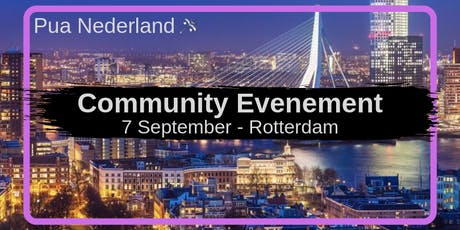 Pua Nederland Event tickets