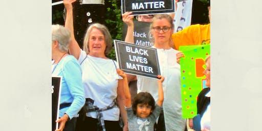 Ferguson Commemoration: Black Lives Matter Vigil, Music & Community Dinner