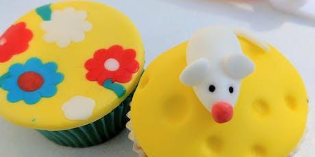 Children's Cupcake Class tickets