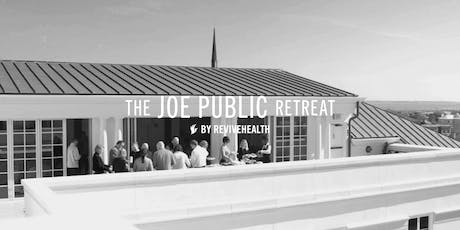 The Joe Public Retreat 2020 tickets