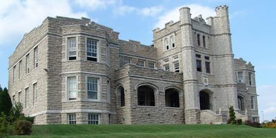 Overnight Ghost Adventure at Pythian Castle - Nov 8, 2019 (Friday)