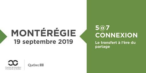 Les Rdv du repreneuriat - 5@7 Connexion en Montérégie