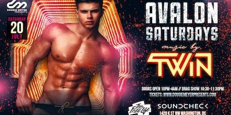 Avalon Saturdays - The Return of TWiN tickets