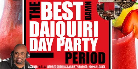 The Best DAMN DAY Party PERIOD! tickets