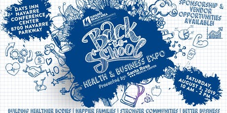 Back to School Health & Business Expo tickets