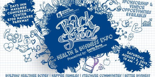 Back to School Health & Business Expo