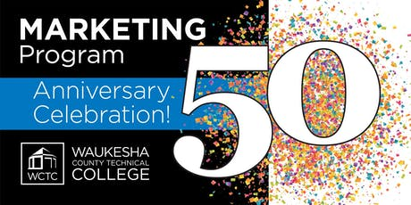 WCTC Marketing Program 50th Anniversary Celebration tickets