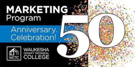 WCTC Marketing Program 50th Anniversary Celebration tickets