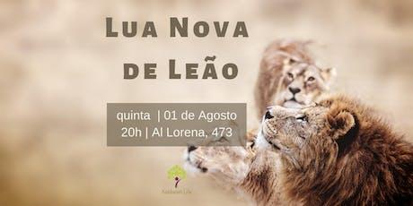 Lua Nova de Leão ingressos