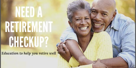 Maximizing Retirement Income & Social Security Benefits tickets