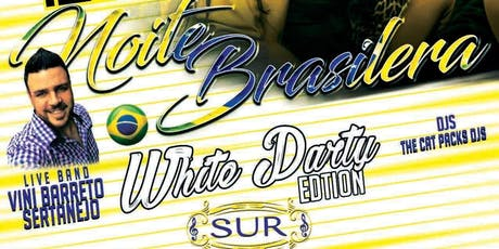 NOITE BRASILERA! with LIVE BAND from San Francisco tickets