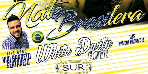 NOITE BRASILERA! with LIVE BAND from San Francisco