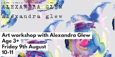 Art with Alexandra Glew
