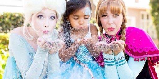 Princess Ice Cream Social